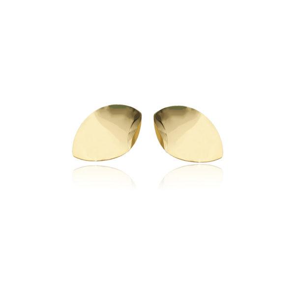Orecchini in argento 925./.. dorato.